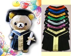 熊仔畢業套裝(中碼)