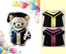 熊仔畢業套裝(細碼)